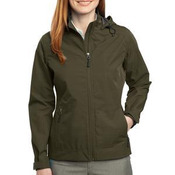 Ladies Reliant Hooded Jacket