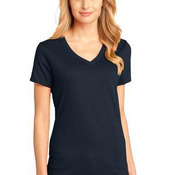 ™ Ladies Perfect Weight V Neck Tee