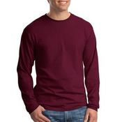 Beefy T® 100% Cotton Long Sleeve T Shirt