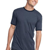 Young Mens Cotton Ringer Tee