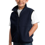 Youth R Tek® Fleece Vest