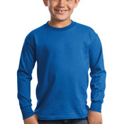Youth Long Sleeve Essential T Shirt
